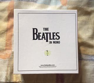 The Beatles in mono (cd box) remastered 2009