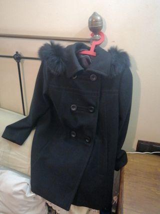 chaquetón de lana virgen