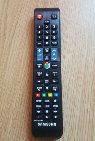 Mando para TV Samsung SIN ESTRENAR
