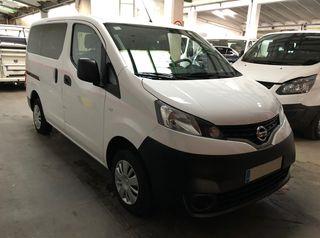 Nissan NV200 1.5 DCi PRO COMBI