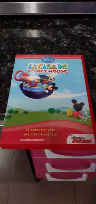 la casa de mickey mouse DVD