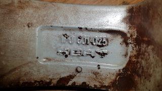 Juego de llantas 16 pulgadas 1P0601025 Seat Leon