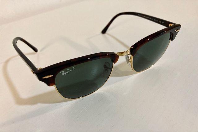 Ray Ban Clubmaster RB3016 51 Polarizados Gafas Sol