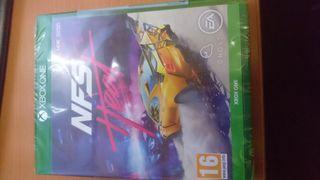 Need for speed Heat Xbox one series s x Nuevo