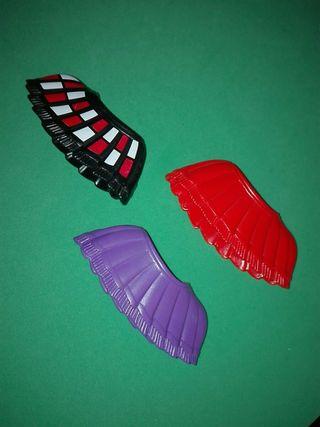 playmobil lote protecciones caballo medieval manta