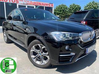 BMW X4 xDrive 30D Aut. 258cv (2015)
