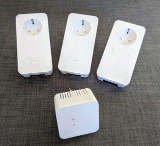 Dispositivos PLC Devolo