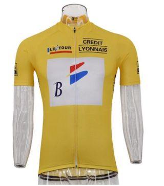 Maillot ciclismo Banesto