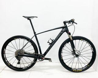 Bici mtb btt specialized stumpjumper carbono