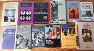 Lote 12 novelas
