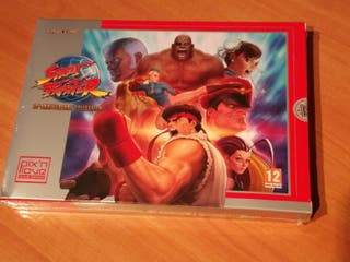 Street Fighter 30 anniversary collection Ps4