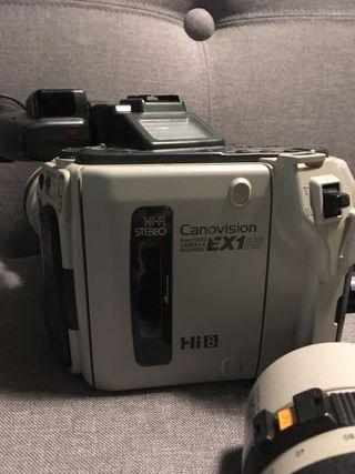 Canon Ex1. Videocámara hi8