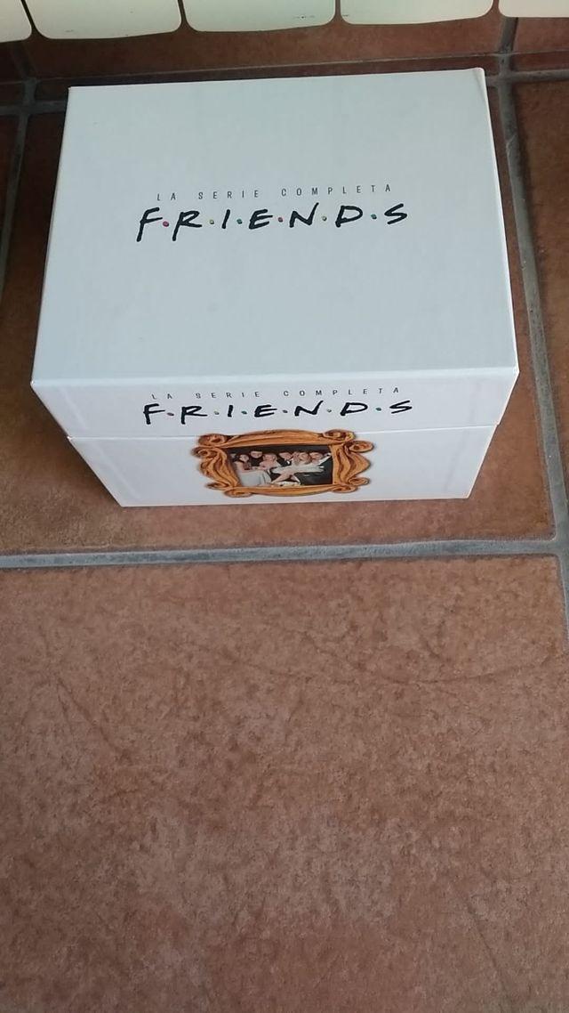 Cofre serie FRIENDS DVD