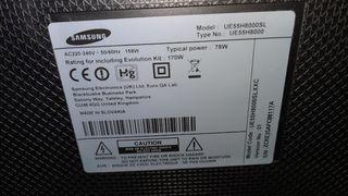 TV Samsung 55' curva