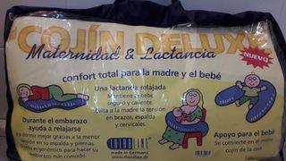ALMOHADA/COJÍN DE EMBARAZO Y LACTANCIA