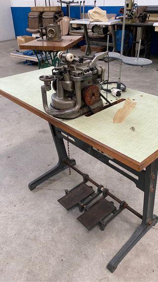 Máquina de coser Porker