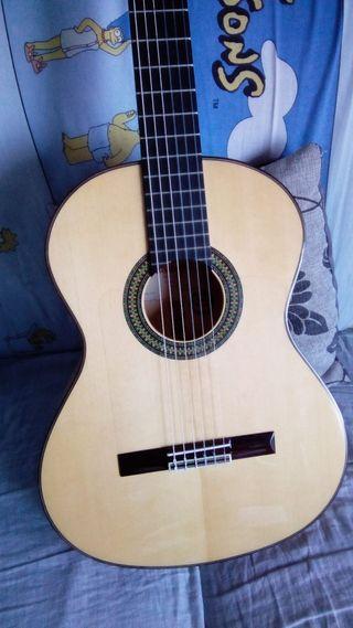 Guitarra flamenca Alhambra F7