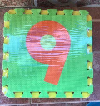 Alfombra puzzle exterior/interior
