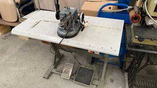Máquina de coser succes con motor