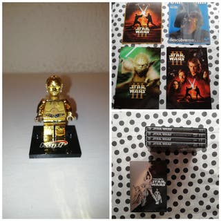 Pack Star Wars coleccionista