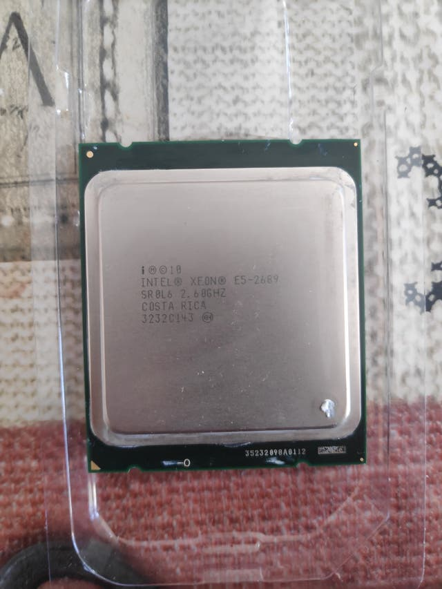 Intel Xeon E5-2689