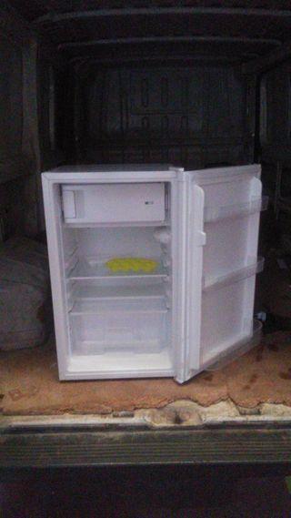 mini frigorifico con cajon congelador