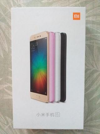 Caja Xiaomi Mi 5.