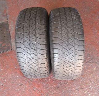 2 neumáticos 265/70R15 110T KUMHO