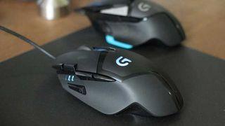 logitech G402 raton gaming...