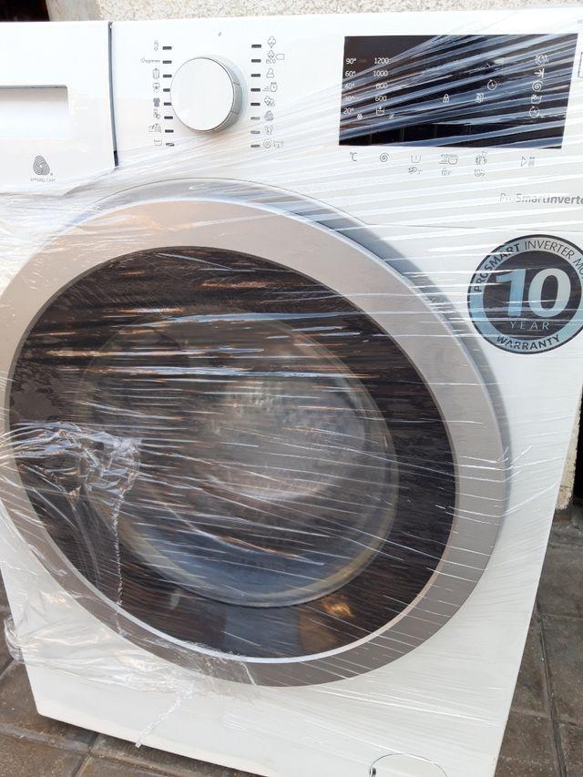 lavadora 8kg A+++ con garantia