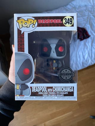 Funko pop Deadpool exclusive