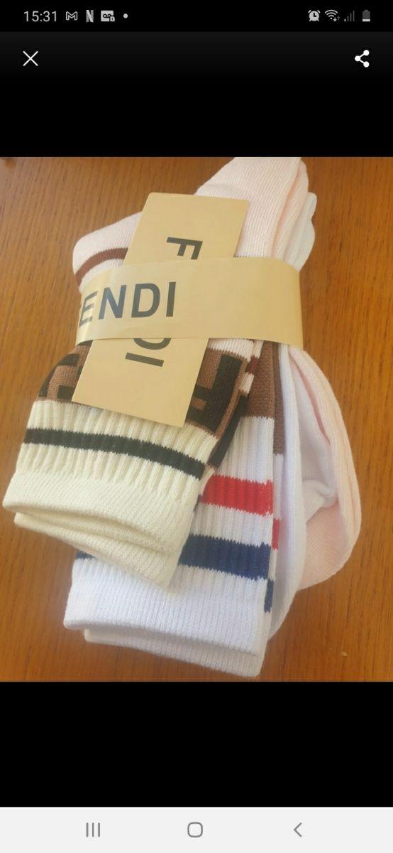 Fendi socks