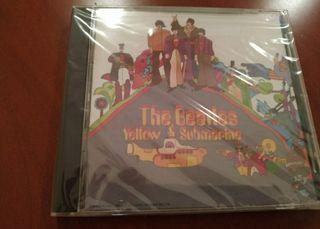 cd the Beatles yellow submarine.