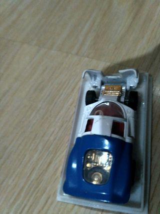 Coche Guisval Ferrari P4 Nº 18.