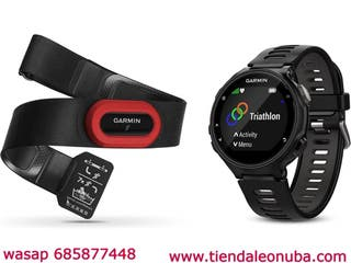 Garmin Forerunner 735XT Pack de Reloj Multisport