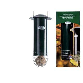 Esschert Design Dispensador de bolas de grasa verd