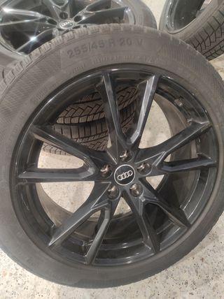 "llantas Audi original 20"""