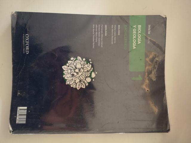Libro de Biología ( Oxford Education )