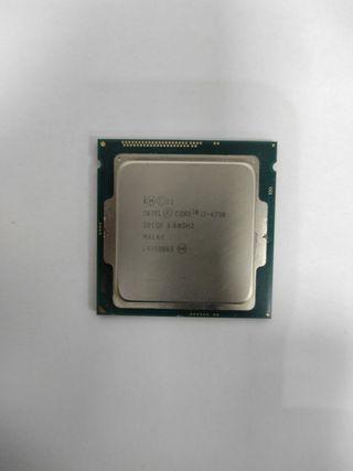 CPU Intel I7 4790