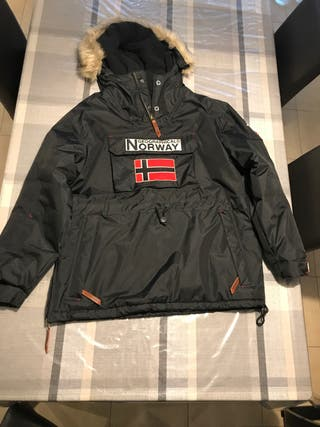 Chaquetón Geographical Norway auténtico