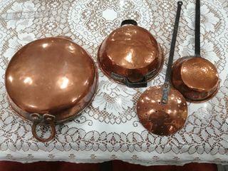 utensilis de cuina d'aram