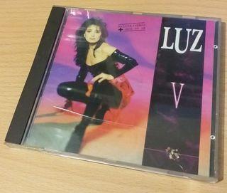 Luz Casal - V (1989)