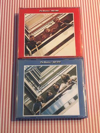 Colección CDs The Beatles