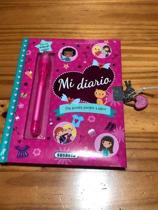 Diario infantil/juvenil