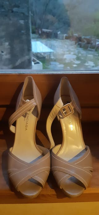 Zapatos BALENCIAGA Talla 35 como NUEVOS