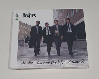 THE BEATLES / 2CD / ON AIR - LIVE AT THE BBC