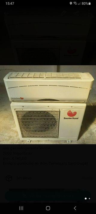 Aire acondicionado con calefactor Saunier Duval