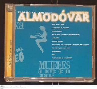 THE SONGS OF ALMODOVAR - CD 1997