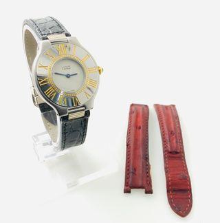 Reloj Cartier Modelo 21