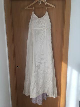 Vestido fiesta o novia Celia Vela